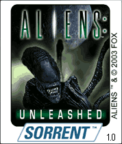Box artwork for Aliens: Unleashed.