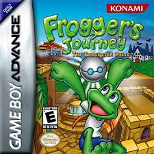 Box artwork for Frogger's Journey: The Forgotten Relic.