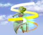Super Smash Bros. Melee - Zelda's Farore's Wind move.jpg
