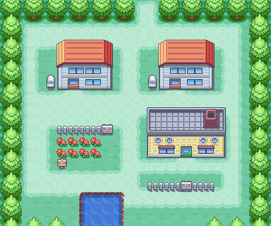 Pok 233 Mon Firered And Leafgreen Pallet Town Strategywiki The Video Game Walkthrough And