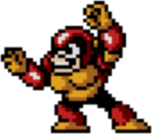 Mega Man 2 enemy Monking.png