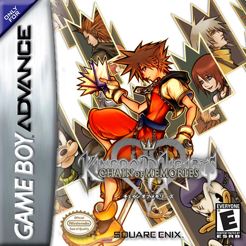 Kingdom hearts re chain of memories strategy guide