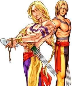 Ryu vs chun li - 1 part 3