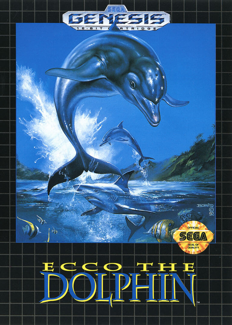 Ecco The Dolphin Strategywiki The Video Game