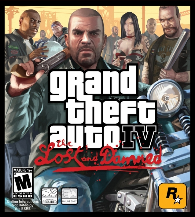Grand theft auto 4 lost and damned dating