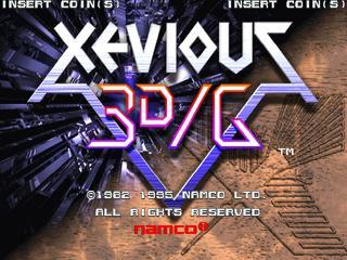 Xevious 3D/G — StrategyWiki, the video game walkthrough