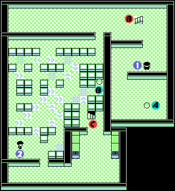 Pokmon Red and BlueRocket Hideout  StrategyWiki the video game
