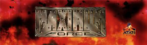 Maximum Force marquee