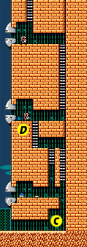 Mega Man 2 map Wily Stage 1C.png
