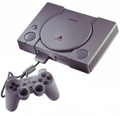 The console image for PlayStation.