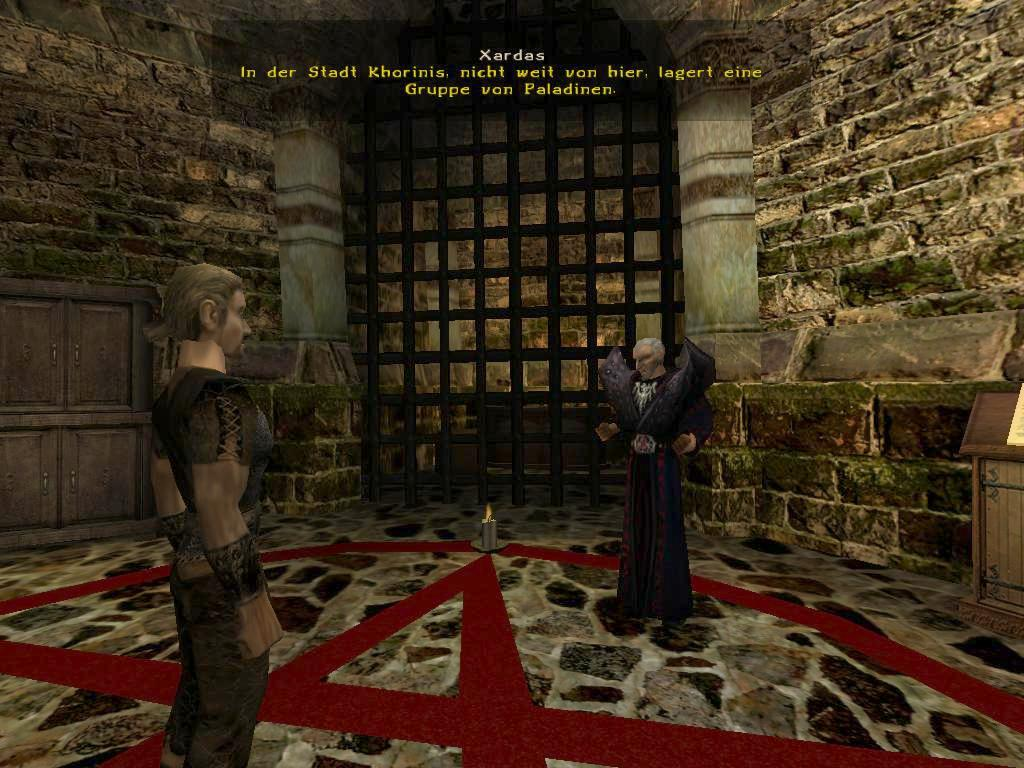Dealer For The People >> Gothic II/Chapter 1: The Menace — StrategyWiki, the video game walkthrough and strategy guide wiki