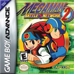 Box artwork for Mega Man Battle Network 2.