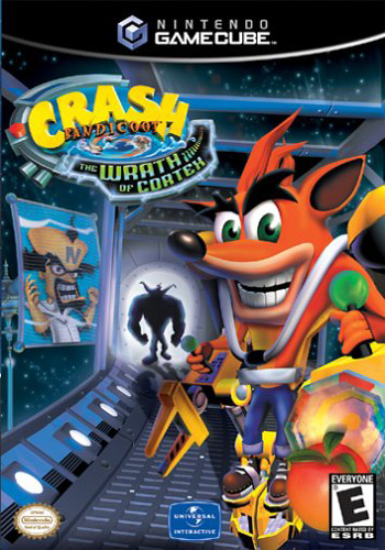 Crash Bandicoot The Wrath Of Cortex Strategywiki The
