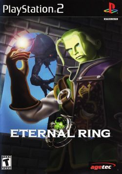 Box artwork for Eternal Ring.