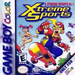 Box artwork for Xtreme Sports.