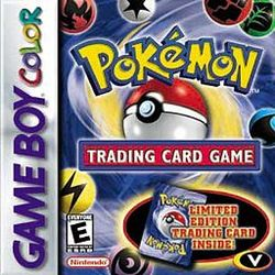 Box artwork for Pokémon Trading Card Game.