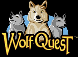 Box artwork for WolfQuest.