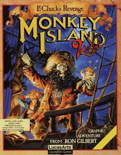 Cheats For Monkey Island Flotsam Island