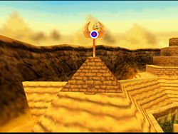 Banjo-Kazooie Gobi's Valley Pyramid of Kazooie.jpg