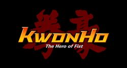 Box artwork for Kwonho: The Fist of Heroes.