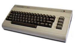 The console image for Commodore 64.