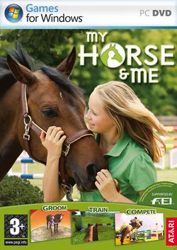 Box artwork for My Horse & Me.