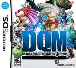 Box artwork for Dragon Quest Monsters: Joker.