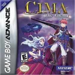 Box artwork for CIMA: The Enemy.