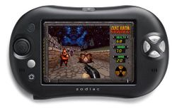 The console image for Tapwave Zodiac.