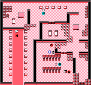Pok 233 Mon Red And Blue Pok 233 Mon Mansion Strategywiki The