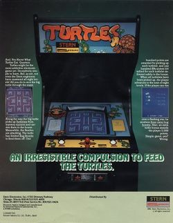 Box artwork for Turtles.
