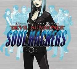 Box artwork for Shin Megami Tensei: Devil Summoner: Soul Hackers.
