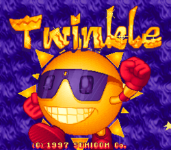 Box artwork for Twinkle.