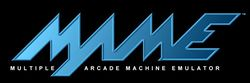 The console image for MAME.