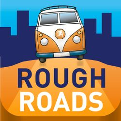 Box artwork for Rough Roads.