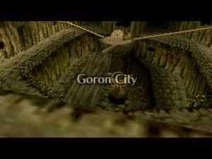The Legend Of Zelda Ocarina Of Time Goron City