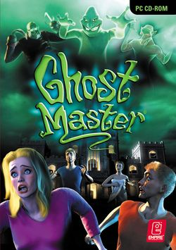 Box artwork for Ghost Master.
