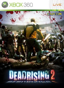 Box artwork for Dead Rising 2.