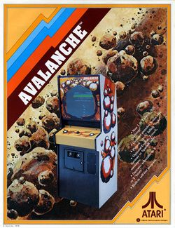Box artwork for Avalanche.