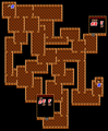 Final Fantasy 1 map cave Earth F2.png