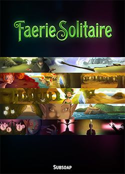Box artwork for Faerie Solitaire.