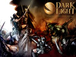 Box artwork for Dark and Light.
