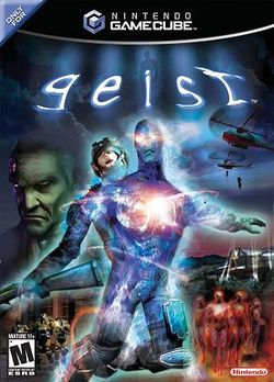 Box artwork for Geist.