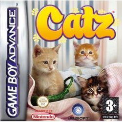 Box artwork for Catz.