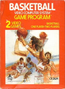 Box artwork for Basketball.