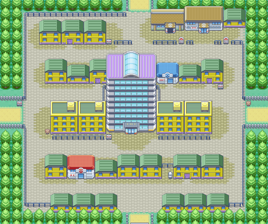 Pok 233 Mon Firered And Leafgreen Saffron City Strategywiki The Video Game Walkthrough And