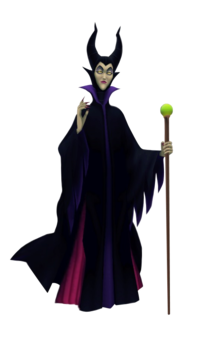 KH character Maleficent.png