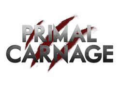 Box artwork for Primal Carnage.