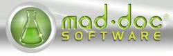 Mad Doc Software's company logo.
