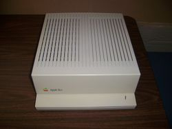 The console image for Apple IIGS.